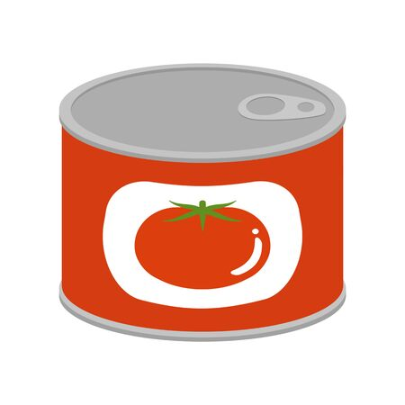 Can of tomatoes