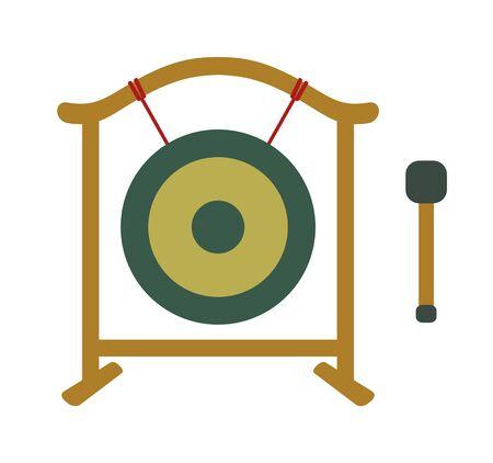 Gong 写真素材