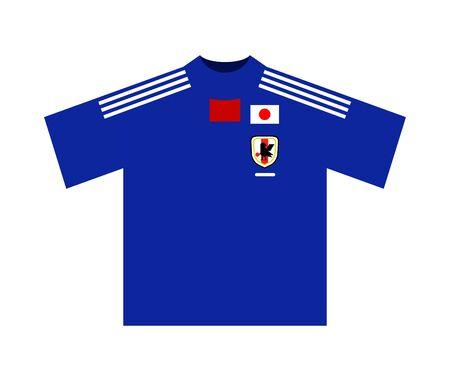 Uniform of soccer