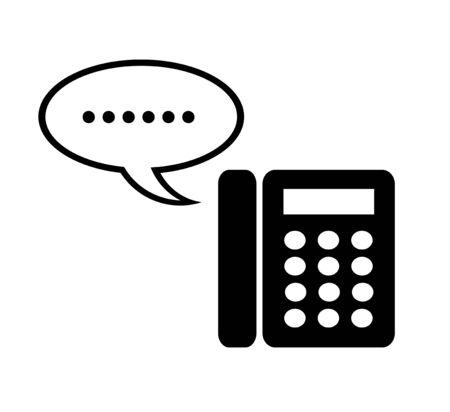 Mute phone image.