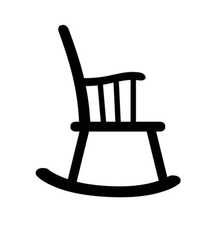 Rocking chair Stok Fotoğraf