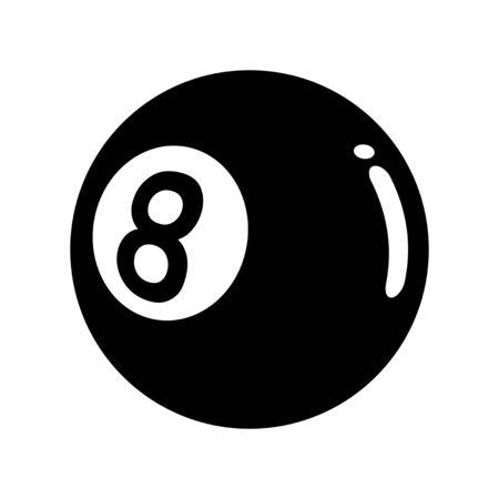 Ball of billiards