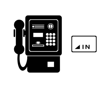 Public telephone and a telephone card
