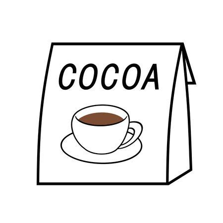 Instant cocoa Standard-Bild - 131646024