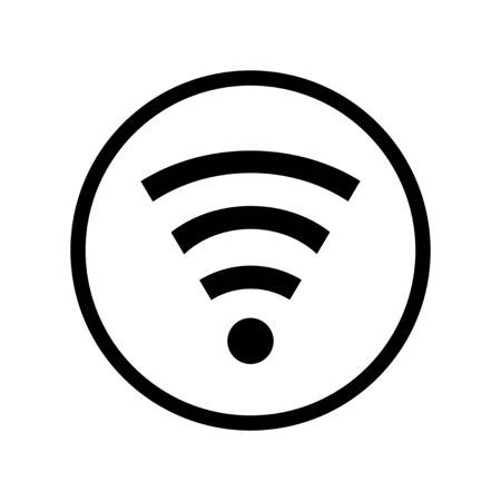 Mark of wireless-fidelity.
