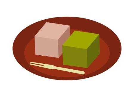 Nagoya's Japanese confection Stock fotó