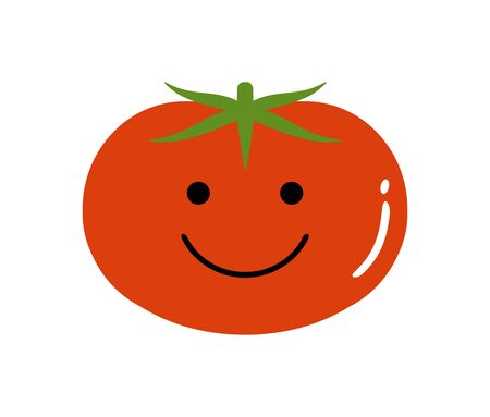 The character of the tomato.