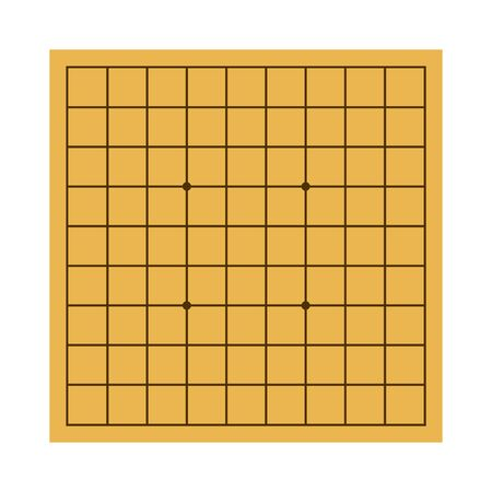 Shogi board Фото со стока