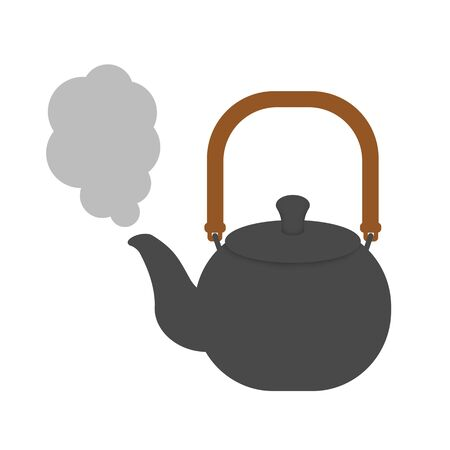 Steam from the Kettle.