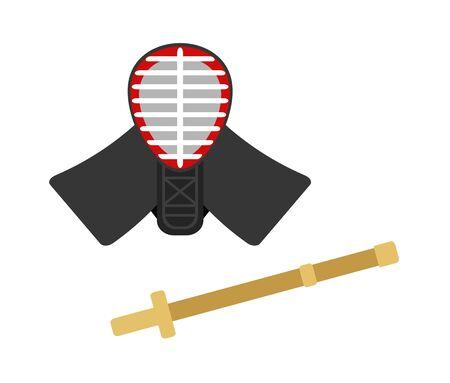 Tool of kendo. 写真素材