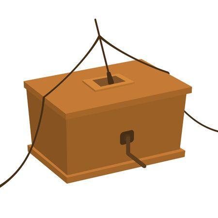 Device of Electricity Reklamní fotografie