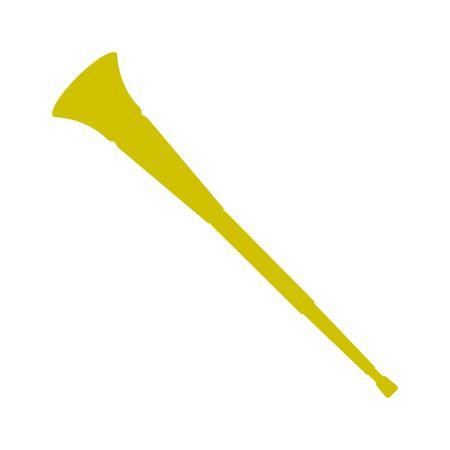Vuvuzela Banco de Imagens
