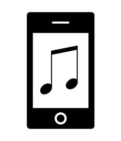 Ringtone Melody of Smart Phone.