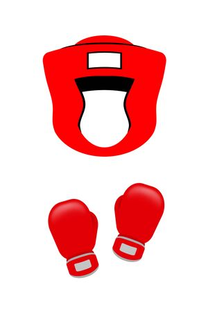 Boxings Met and Boxings Gloves.