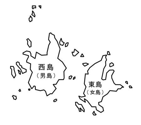 Takeshimas map