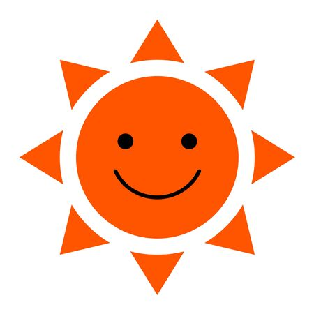 Smile of the sun