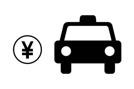 Image of the taxi price