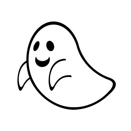 The character of the ghost