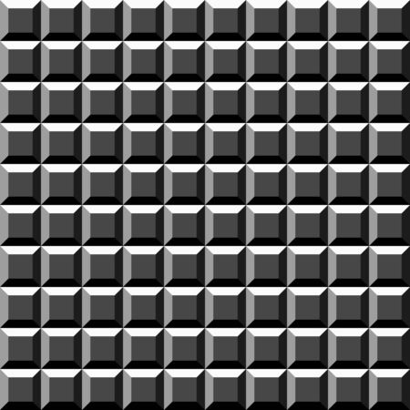 Background of a tile of iron