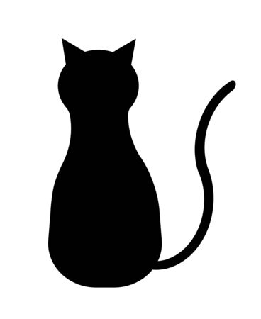 The Silhouette of the Cat.
