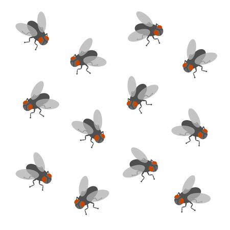 Background of a fly