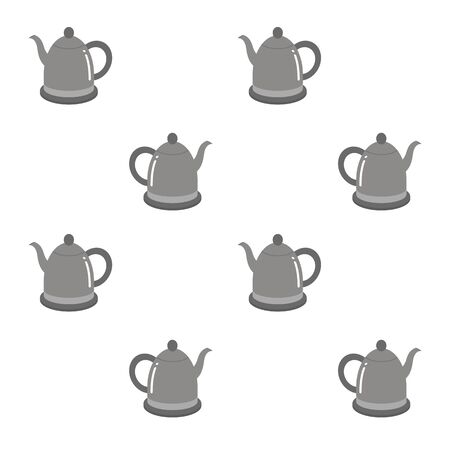 Background of an electric kettle