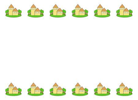Frame of housing