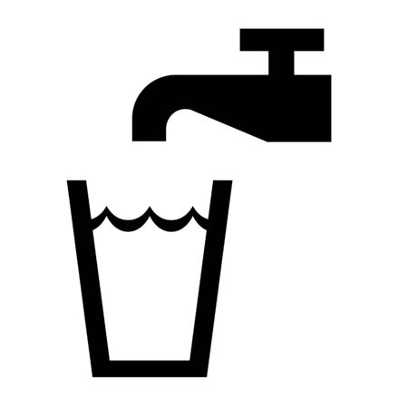 Mark of drinking water