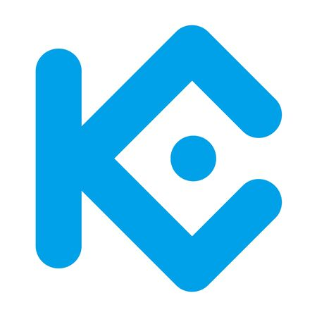 Mark of kucoin Banco de Imagens