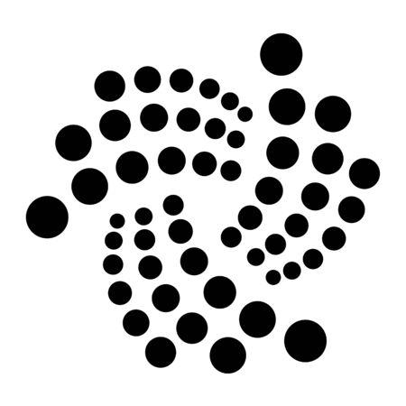 Mark of IOTA Banco de Imagens
