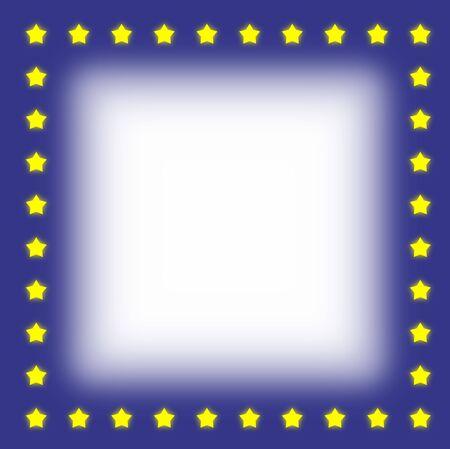 Frame of star