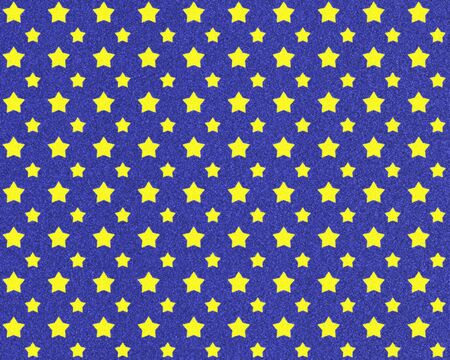 Background of star