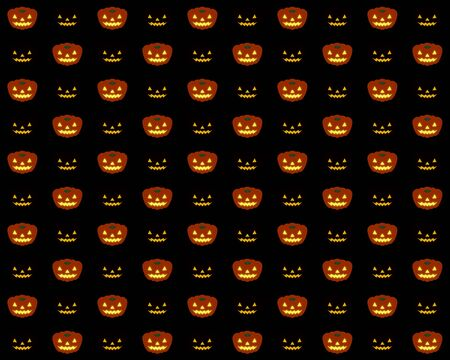 Background of Jack-o-lantern