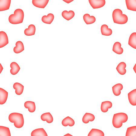 Frame of heart