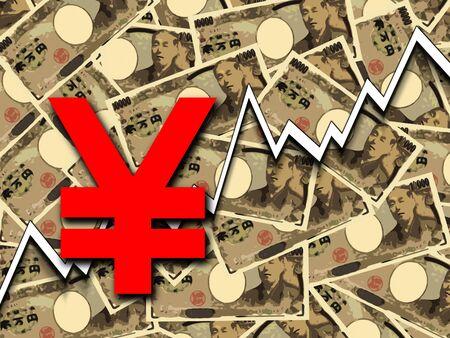 Image of yen appreciation