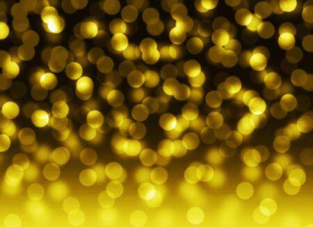 Golden shining background