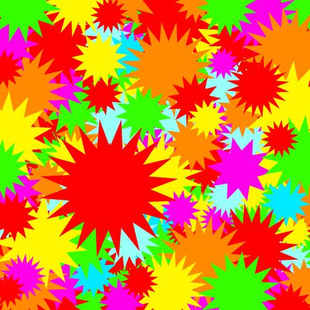 Background of spark Фото со стока