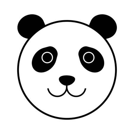 The character of the panda