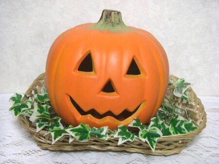 Halloween pumpkin Stockfoto