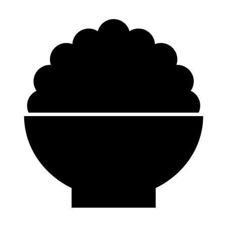 A cup of rice Stock fotó