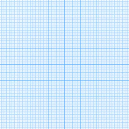 hoja cuadriculada: Fondo de papel de gr�fico para los dibujos. Vector