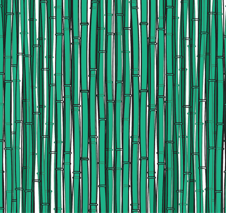 bamboo leaf: Background with a bamboo. Bamboo branches. A bamboo for design. Bamboo stalks Illustration