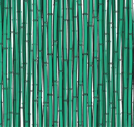 japones bambu: Fondo con un bamb�. Ramificaciones de bamb�. Una de bamb� para el dise�o. Tallos de bamb�