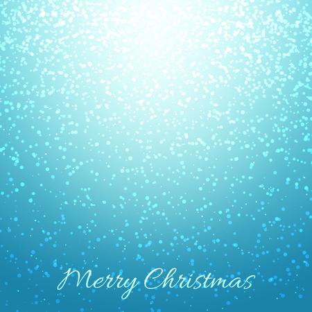 lichteffekte: Neujahrs Farbe leuchtenden Hintergrund mit einem Weihnachts Inschrift. 2016 Jahre. Ein Hintergrund f�r Karten. Blured Hintergrund. Lichteffekte. Helle Weihnachten Hintergrund. Festlicher Hintergrund Illustration