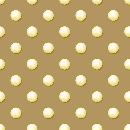 perlas: Perla. PATRN sin fisuras con las perlas realistas. Perla 3D. Las perlas naturales. Antecedentes de perlas. El mineral precioso.