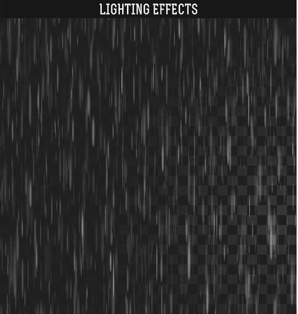 drench: Llover efecto realista. La lluvia y la nieve aislada realista. Aguacero, precipitaciones tiempo de la lluvia. efecto natural con la lluvia.
