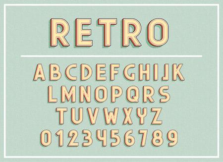 letters print