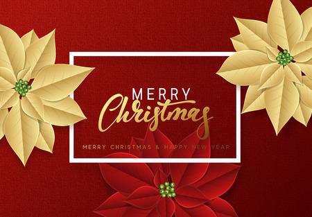 Christmas greeting card design. Imagens - 89310640