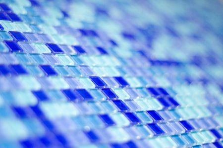Blue glass squares Stock Photo - 5324017