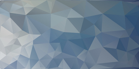 abstract blue background, polygonal style,the postcard template, Presentation templates